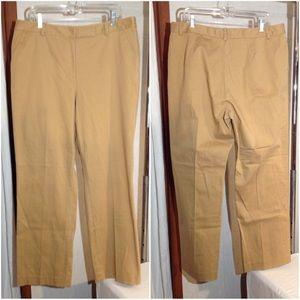 Women's Size 16 Kasper Dress Pants